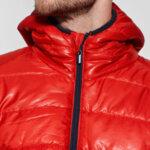 Мъжко зимно яке - син