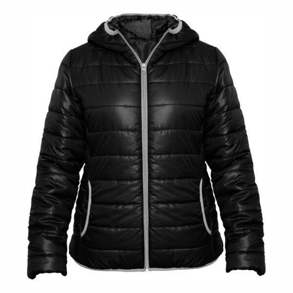 Дамско зимно яке - черен