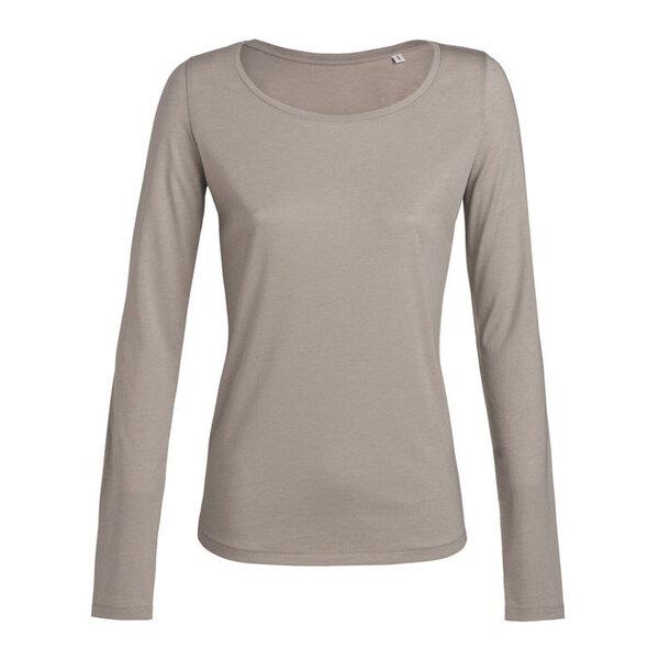 Дамска тениска с дълъг ръкав