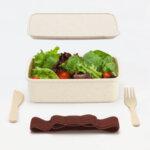 Бамбукова кутия за храна