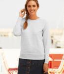 Дамска ватирана блуза с дълъг ръкав