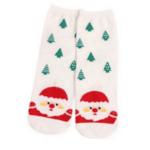 Дамски коледни чорапи с Дядо Коледа