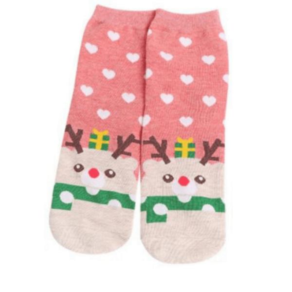 Дамски коледни чорапи Еленко