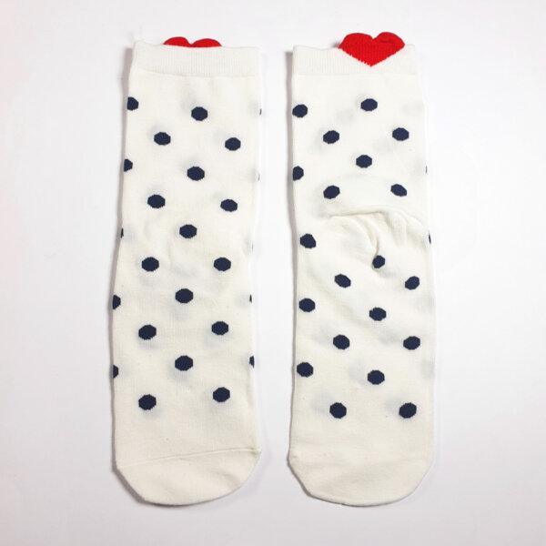 Дамски чорапи на точки