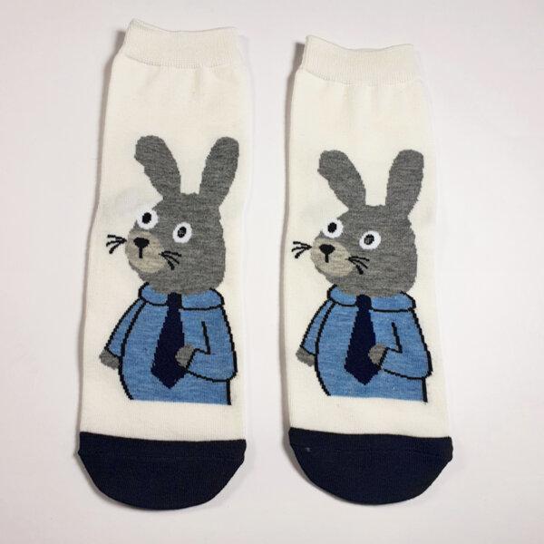 Дамски чорапи със заек