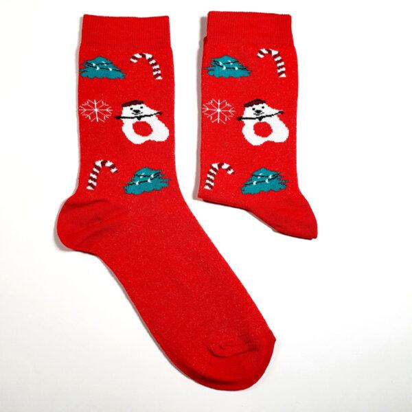 Дамски ароматизирани чорапи Снежко