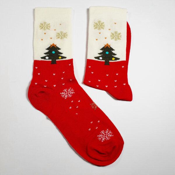 Дамски ароматизирани чорапи Елхичка