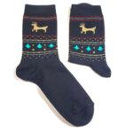 Комплект ароматизирани дамски чорапи Еленчета