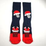 Комплект мъжки коледни чорапи 4 броя