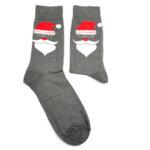 Коледни мъжки чорапи Santa's favorite family