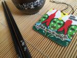 Хартиен ароматизатор - Черен чай и Жасмин