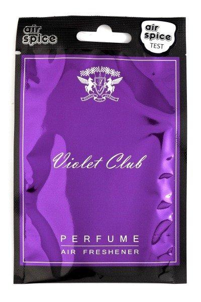 Хартиен парфюмен ароматизатор - Violet