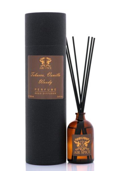 TOBACCO парфюмен дифузер - тютюн, ванилия, дървесни нотки