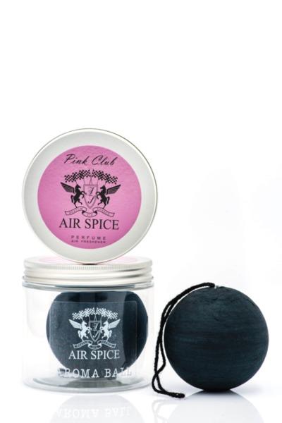 Ароматна топка Pink Club - мандарина, ванилия, сандалово дърво