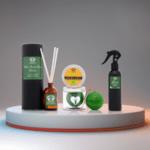 Green Club 3 в 1 - Дифузер, Спрей и Арома Топка
