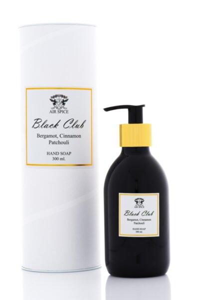 Black Club течен сапун 300мл