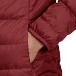 Червенo зимно яке adidas
