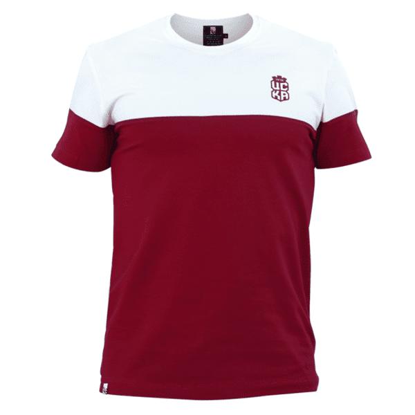 Двуцветна тениска 48 Premium