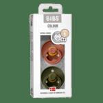 Залъгалка Bibs - размер 2, комплект 2бр.