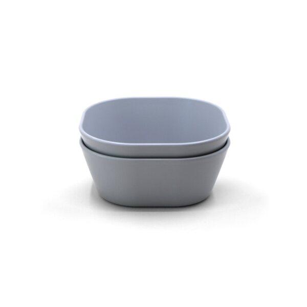 Mushie Детска купа , комплект 2 бр - сини