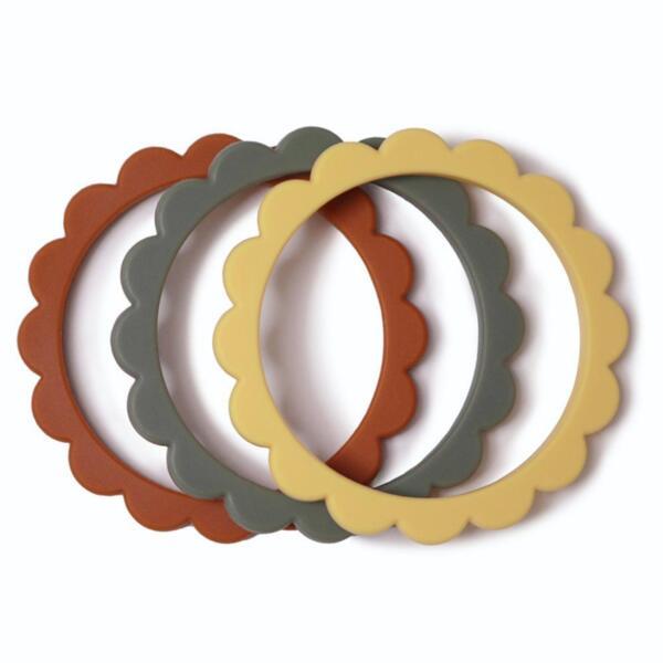 Mushie Гривна - гризалка - нов цвят