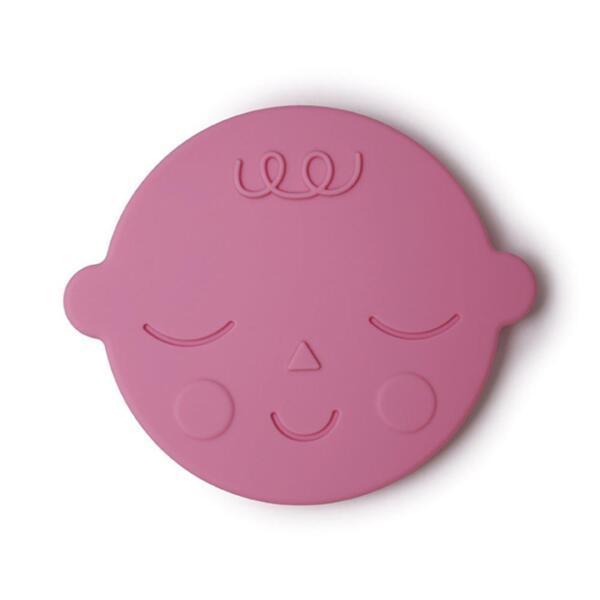 Mushie гризалка - розова