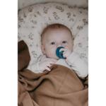 Залъгалки Bibs-2 бр.- зелен/син; 6-18 месеца