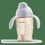 Sippy Cup чашка с грижа за зъбите - синя