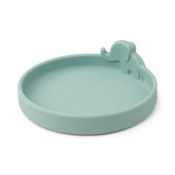 Peekaboo чиния Елфи в синьо