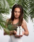 Шампоан с кокосово масло 240 ml