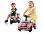 Ride-on Mini foot-to-floor pink
