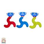 Гумена-играчка фризби за куче World of Pets