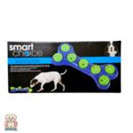 Игра за подобряване на умствените способности за кучета Smart Choice