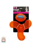 Комплект от две екстра здрави дентални играчки за куче Smart Choice