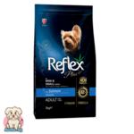 Reflex Adult Mini със Сьомга за порастнали кучета от мини и малки породи 3кг