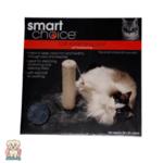 Драскалка за котки с топче 25см Smart Choice Кафява-Copy