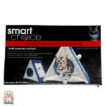 Къщичка за котки с драскалки и топче 44см Smart Choice