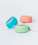 LastRound - тампони за лице за многократна употреба - 7 бр. (5 цвята)
