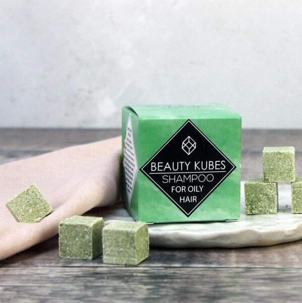 Beauty Kubes шампоан за мазна коса - х27 кубчета