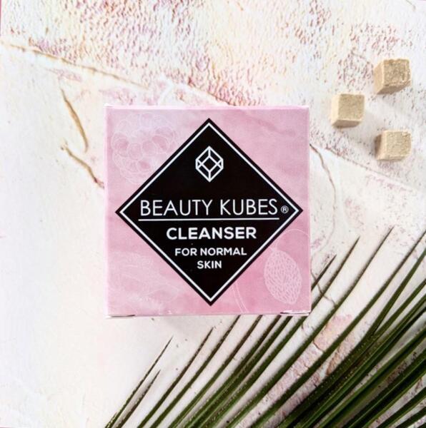 Beauty Kubes за почистване на лице - около 90 кубчета