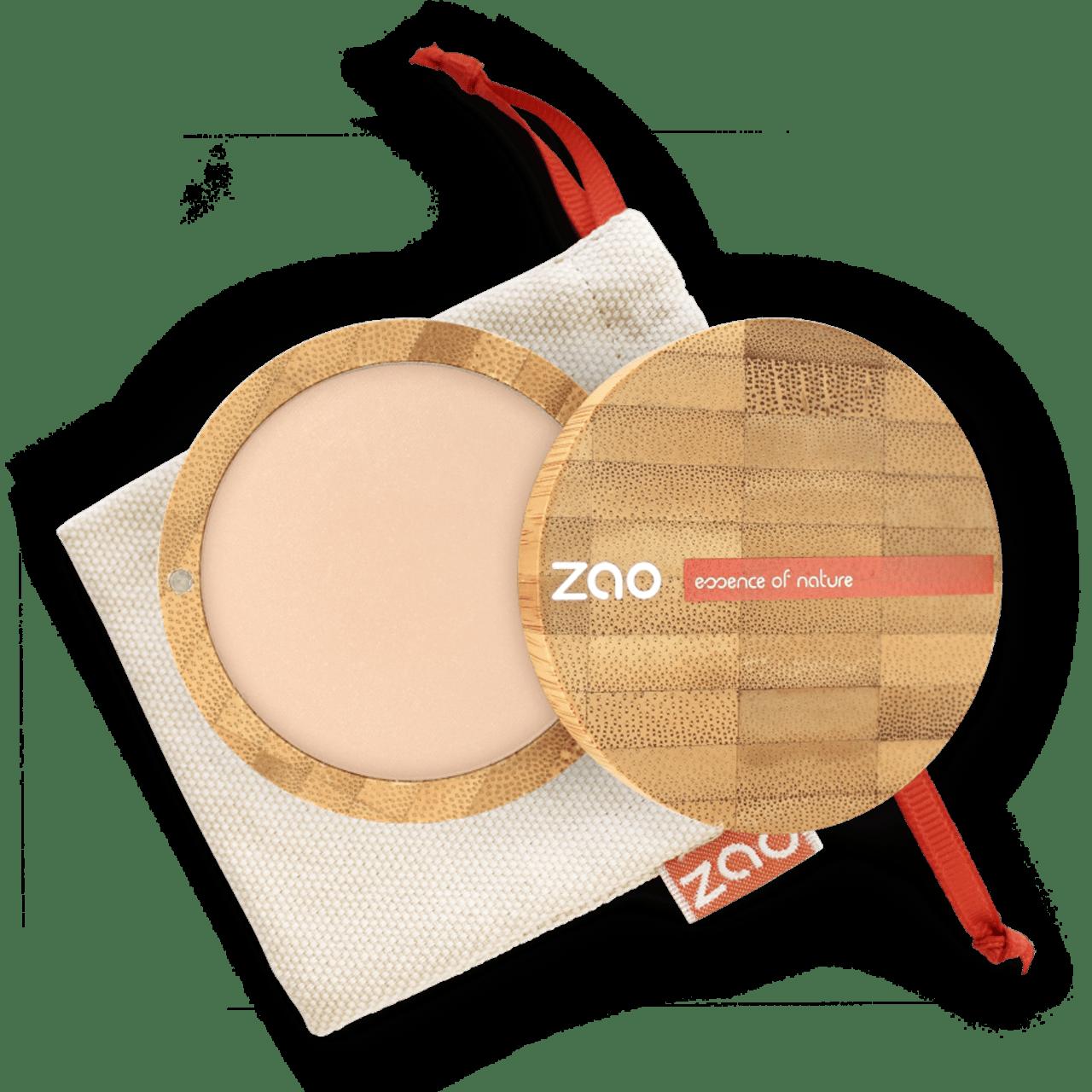 ZAO Organic - Минерална печена пудра