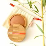 ZAO Organic - Минерална печена пудра - 2 цвята