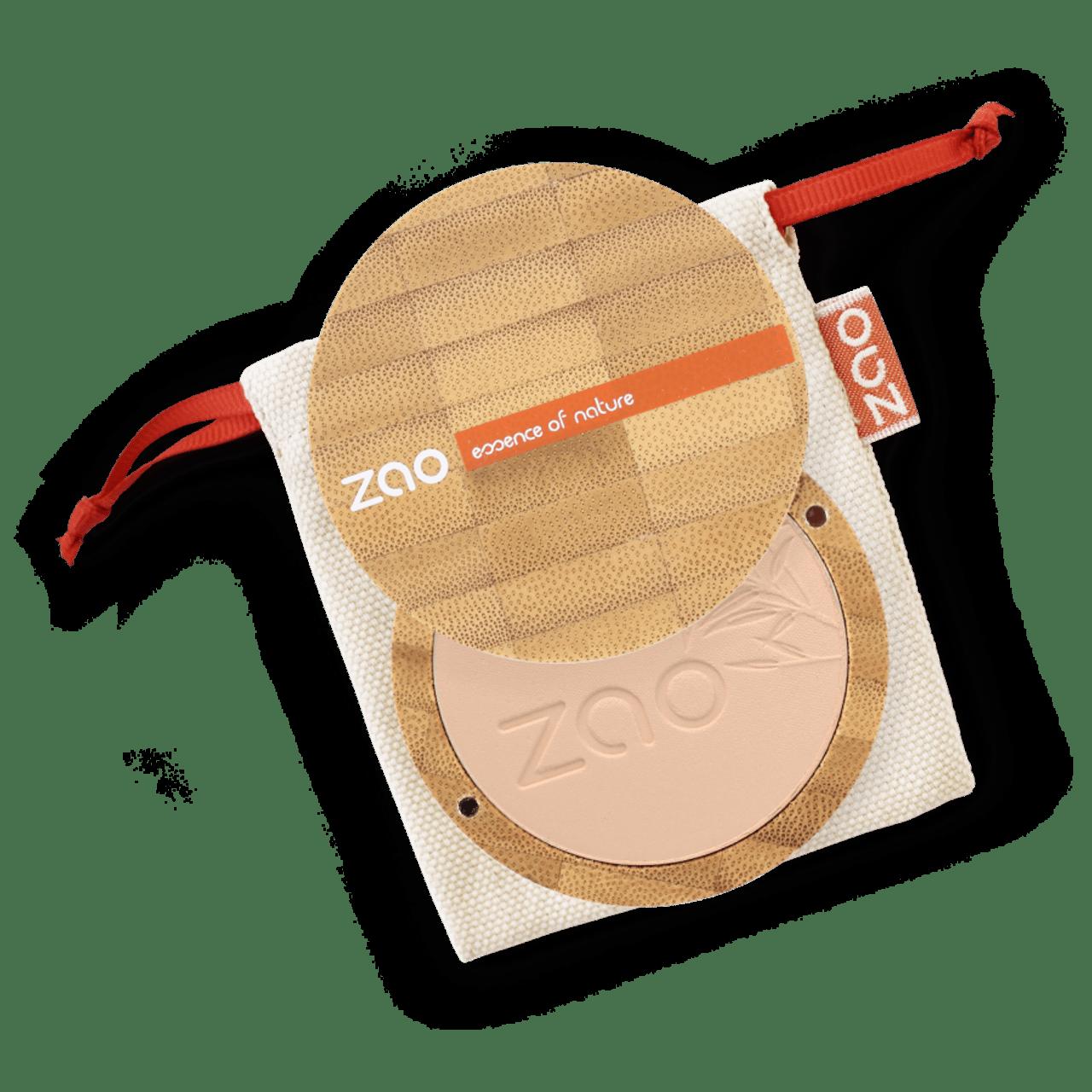 ZAO Organic - Минерална печена пудра-Copy