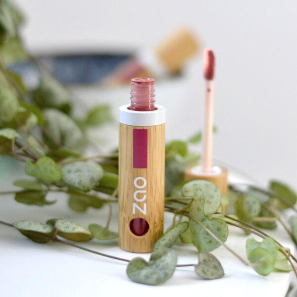ZAO Organic - Матово течно червило - Lip Ink - 3.8 мл. (5 цвята)