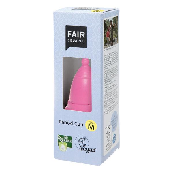 Розова Менструална чашка Fair Squared - M, L
