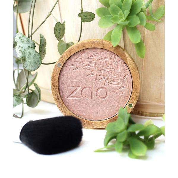 ZAO Organic - Хайлайтър Shine-up - 9гр.