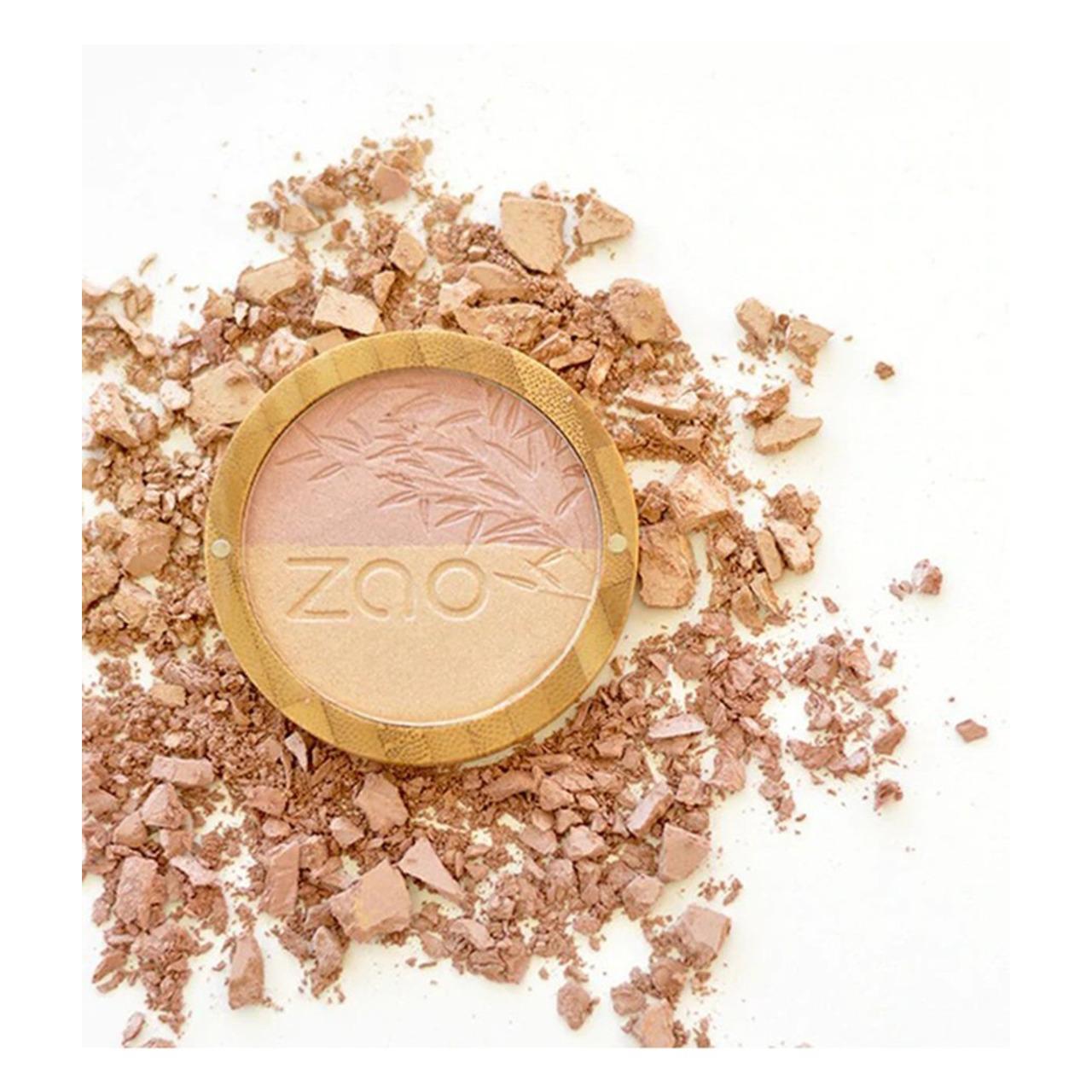 ZAO Organic - Хайлайтър Shine-up - 9гр.-Copy