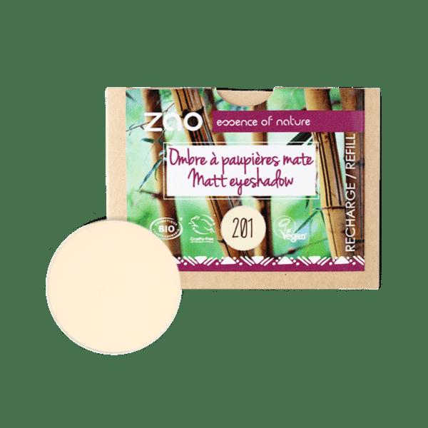 ZAO Organic - Mатови сенки за очи - 3 гр. - ПЪЛНИТЕЛ - 11 Цвята