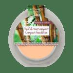 ZAO Organic - Ултрапокривен фон дьо тен със сребро - 5 цвята - ПЪЛНИТЕЛ