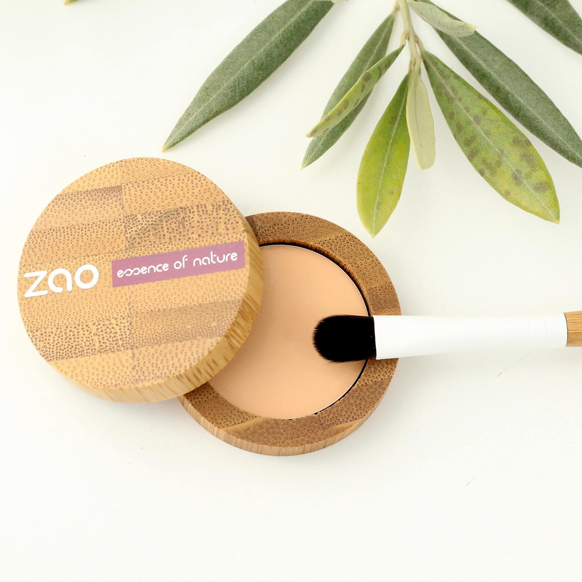 ZAO Organic - Кремообразна основа сенки-Copy